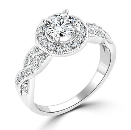 Tmx 1489766736030 High Quality Cubic Zirconia Engagement Ring Fort Lee wedding jewelry