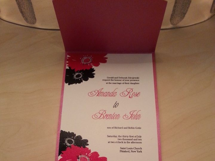 Tmx 1396378699244 Custom  Rochester wedding invitation