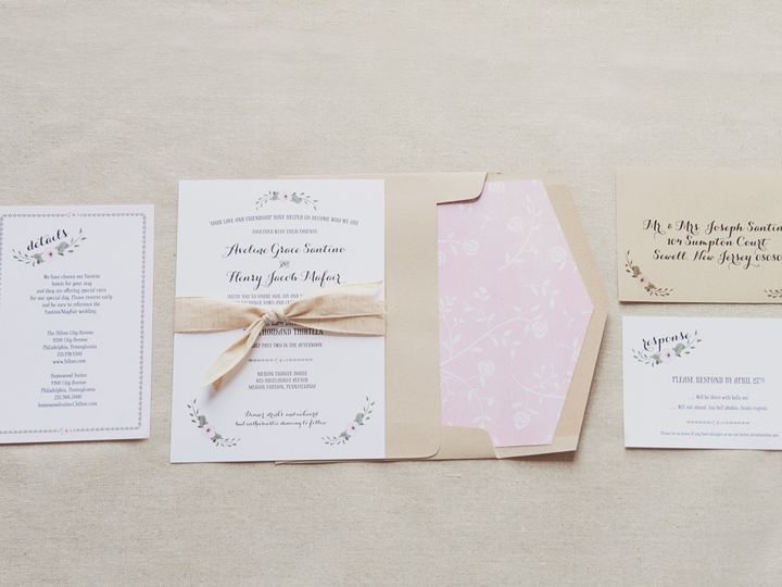 Tmx 1380241594990 Mariamackphotography 0002 Williamstown wedding invitation