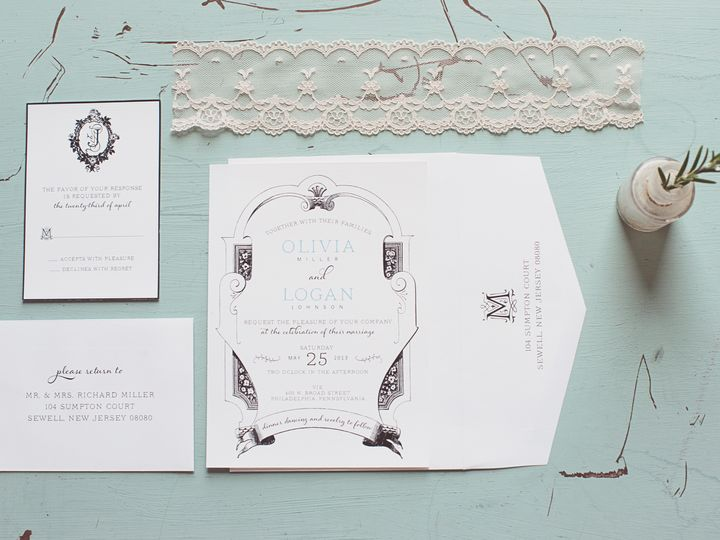 Tmx 1380241804371 Mariamackphotography 0102 Williamstown wedding invitation