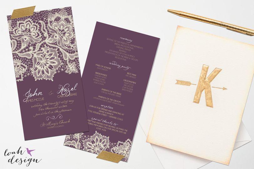 weddinglaceprograms