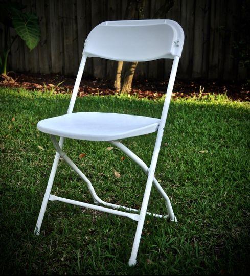 Basic foldable chair