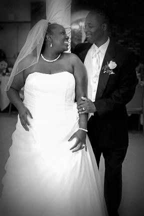 brown bridal