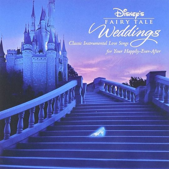 disney fairytale and weddings