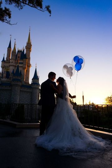 disney wedding 1a