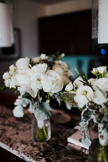 Simple and beautiful florals