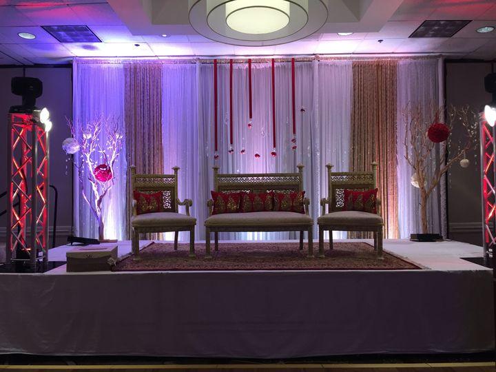 Tmx 1489442539418 Photoindianweddingstage Milpitas, CA wedding venue