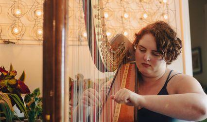Victoria Parrish, Harpist