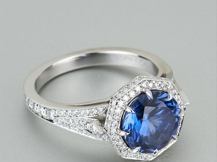 Tmx 1447440897857 Helena Halo2 Los Angeles wedding jewelry