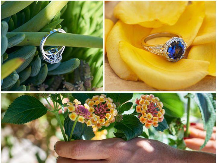 Tmx 1447440927860 Ringcollage Los Angeles wedding jewelry