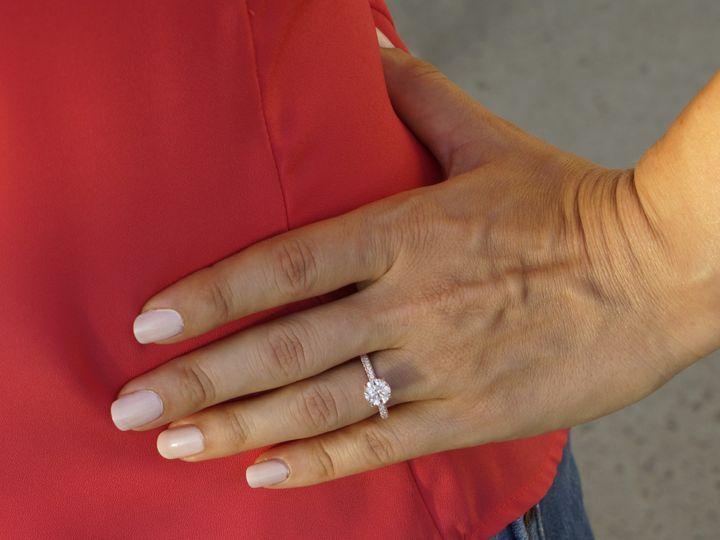 Tmx 1470344724359 Jocelyn Engagementring Victorcanera Canera Diamond Los Angeles wedding jewelry