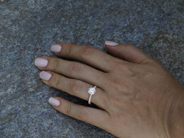 Tmx 1470344779968 Jocelyn Engagementring Victorcanera Canera Diamond Los Angeles wedding jewelry