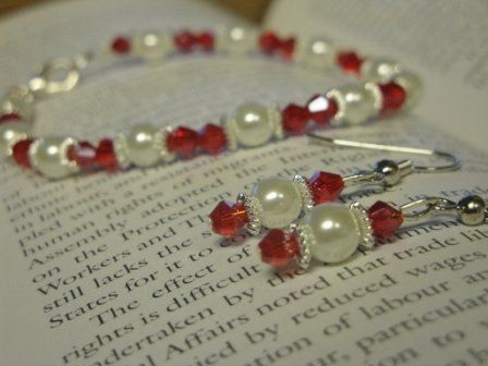 Romantic Red Set.