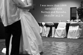 Nathan and Natosha