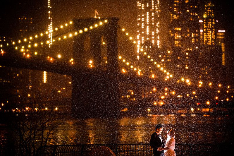 Brooklyn Winter Wedding