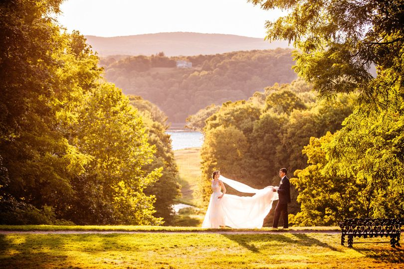 New York Outdoor Wedding