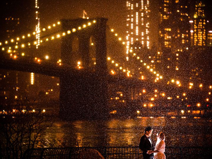 Tmx 1446999426806 Brooklyn Heights Promenade Brooklyn Bridge Ny Wedd New York, New York wedding photography