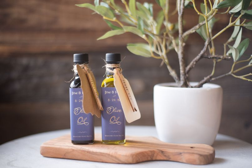 Personalized Oil + Vinegar