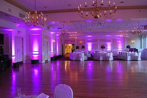 Dance floor