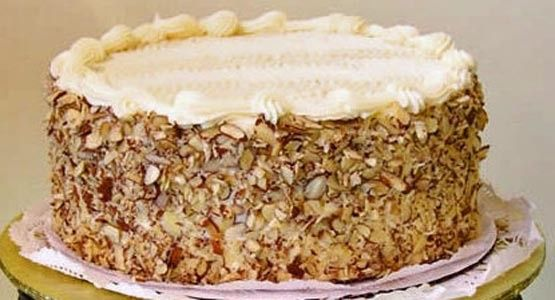 Tmx 1407345094745 Carrot Cake Belt, MT wedding cake