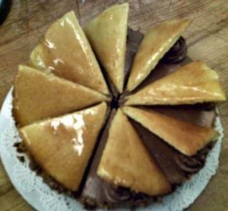 Tmx 1407345124558 Dobos Cake Belt, MT wedding cake
