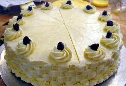 Tmx 1407345145399 Lavender Cake Belt, MT wedding cake