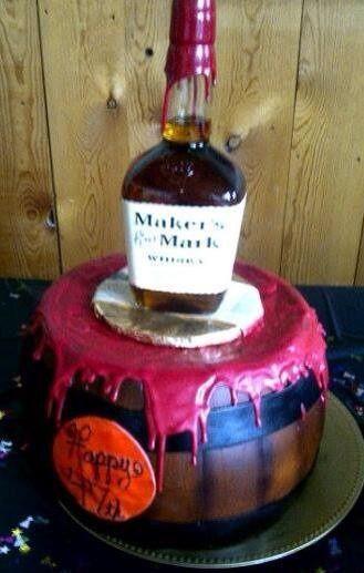Tmx 1407345147440 Makers Mark Whiskey Keg Belt, MT wedding cake