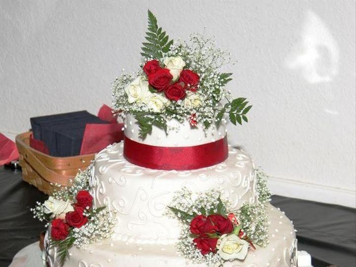Tmx 1407345149400 Mallory Belt, MT wedding cake