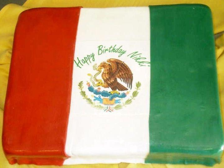 Tmx 1407345155738 Mexican Cake Belt, MT wedding cake