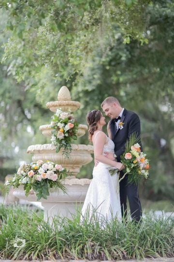 Fountain @ The Garden House