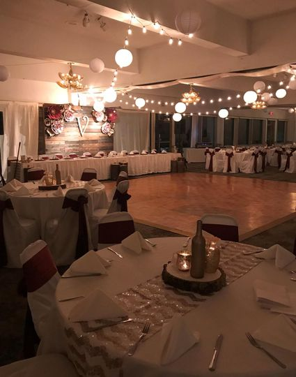 Wedding for 250 guests