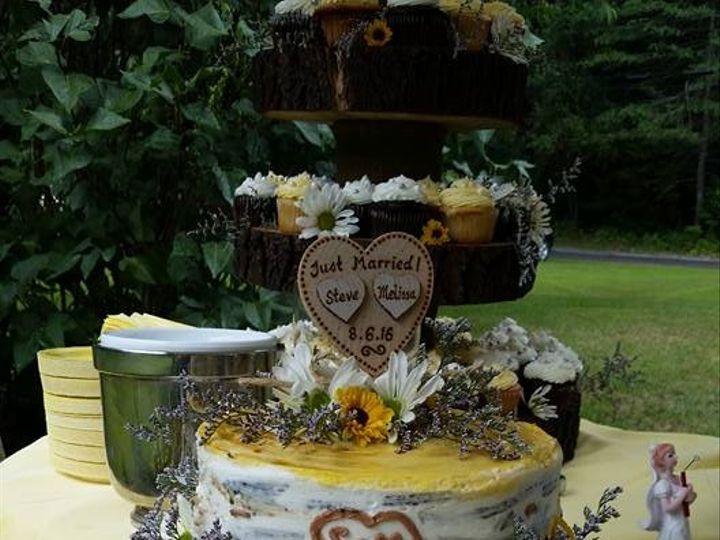 Tmx 1477520380748 13920680102018626208052805523892115215412351n Claremont wedding cake