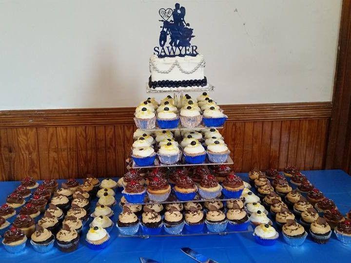 Tmx 1477520484549 14441013102020800800816268095329747985339145n Claremont wedding cake