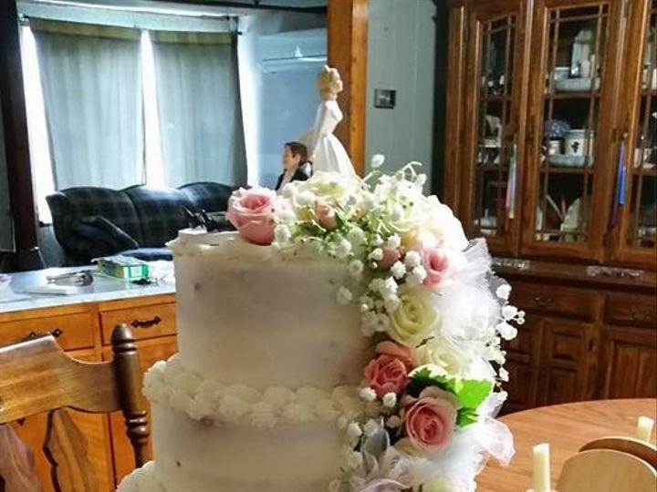 Tmx 1477520496313 13620941102017545554637141682954735479549079n Claremont wedding cake