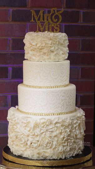Wedding Cakes In Springfield Va
