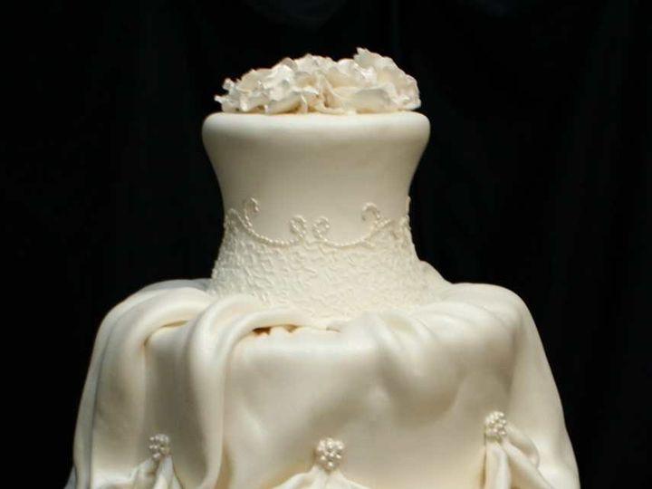 Tmx 1346190158602 Watermark092307uchechikingsley Springfield, VA wedding cake