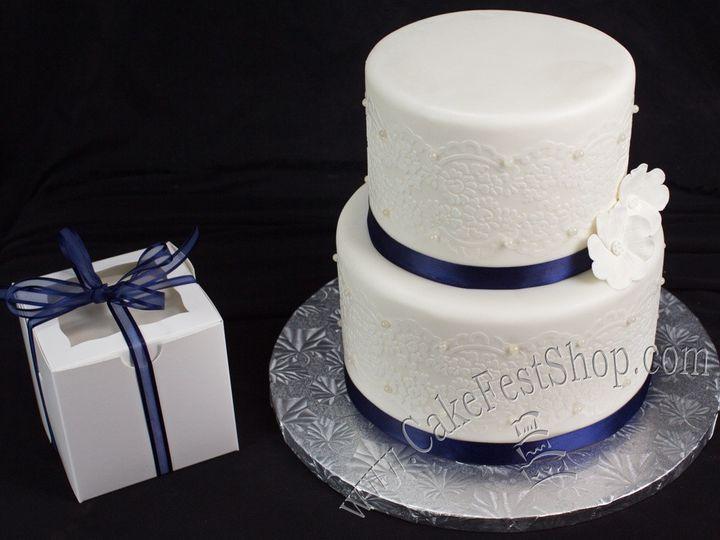 Tmx 1437053556528 Watermarkimg0957 Springfield, VA wedding cake