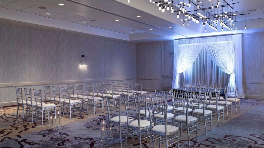 Centennial ballroom wedding
