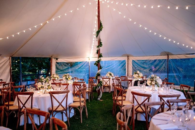 Stablegate Barn and Tent Combo