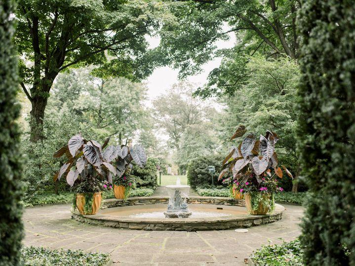 Formal Garden Fountain