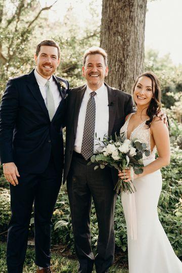 NC Arboretum Spring Wedding!