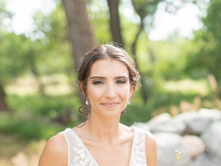 Tmx Holding A Bouquet 51 1102323 161398544776310 Los Angeles, CA wedding dress
