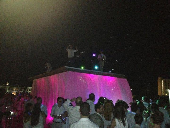 Spoleto 2012 White Party, Downtown Charleston
