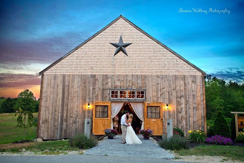 The Hitching Post barn