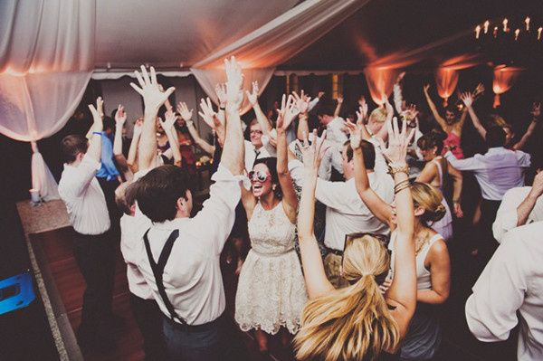 southern weddings dance part