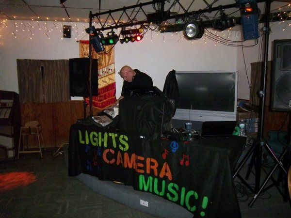 Lights Camera Music