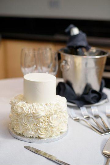 cake in suite