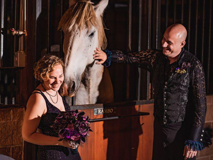 Tmx Happy Couple With Rambo 51 1953323 160701455821983 Sorrento, FL wedding venue