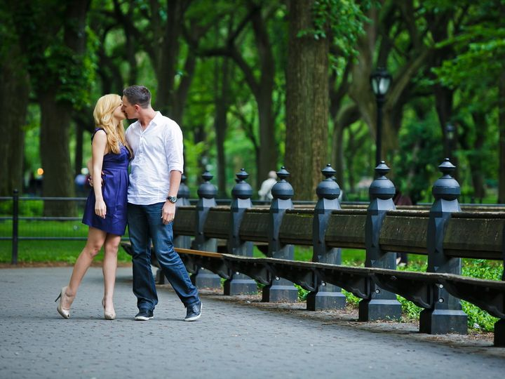 Tmx 1435152506415 Central Park Engagement Photography 05 0000000000 Cedar Grove, NJ wedding videography