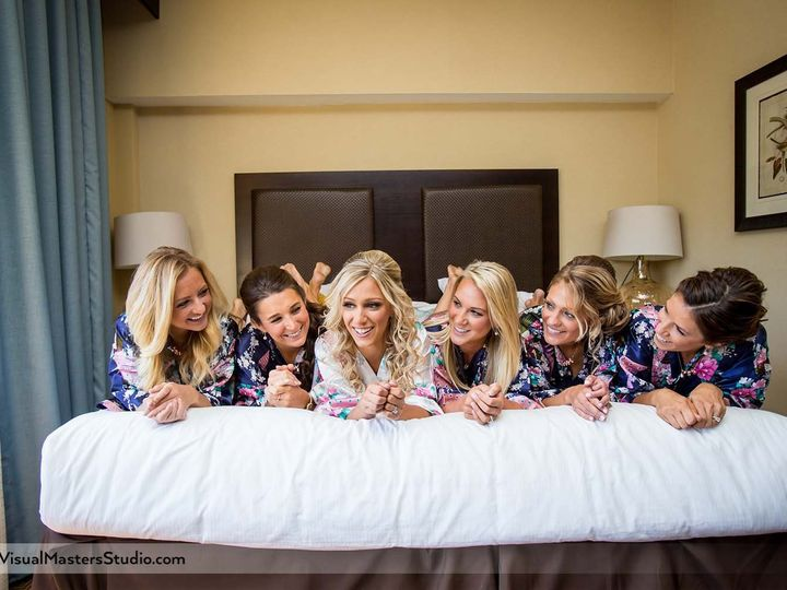 Tmx Bride And Bridesmaids On The Bed 51 683323 158923300613480 Cedar Grove, NJ wedding videography